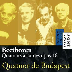 Beethoven:  String Quartets Op. 18, Nos. 1-6