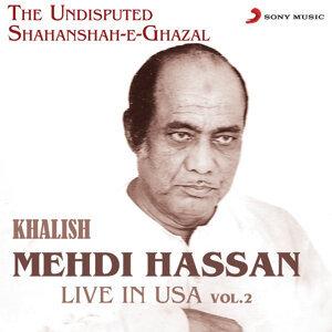 Khalish - Live in USA, Vol. 2