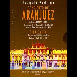 Concurso Internacional Joaquín Rodrigo. III Edición