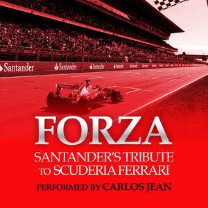 Forza! (Santander's Tribute to Scuderia Ferrari)