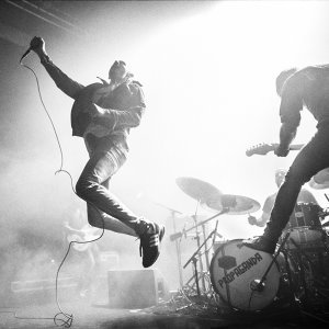 Barricades - Live