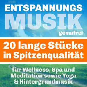 Entspannungsmusik für Wellness, Spa und Meditation sowie Yoga & Hintergrundmusik - Gemafreie Musik