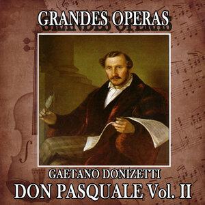 Gaetano Donizzeti: Grandes Operas. Don Pasquale (Volumen II)