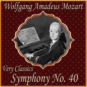 Wolfgang Amadeus Mozart: Very Classics. Symphony No. 40