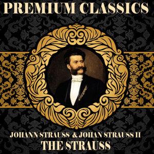 Johann Strauss & Johann Strauss II: Premium Classics