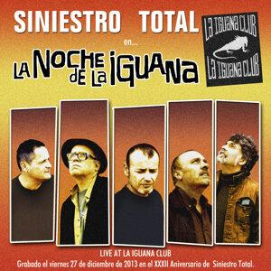 La Noche de la Iguana (Live At la Iguana Club)