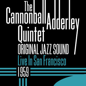 Original Jazz Sound: Live in San Francisco 1959