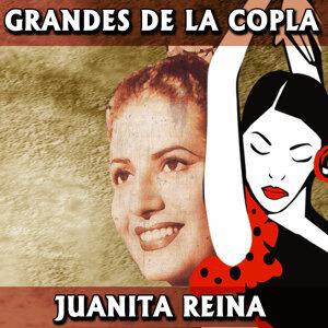 Grandes de la Copla. Juanita Reina