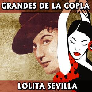 Grandes de la Copla. Lolita Sevilla