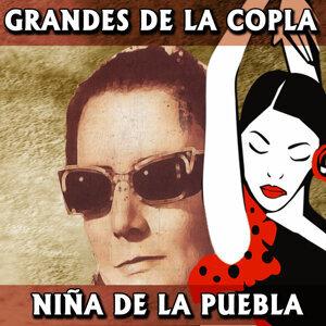 Grandes de la Copla. Niña de la Puebla