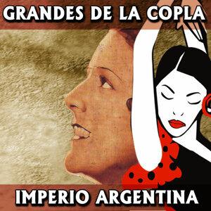 Grandes de la Copla. Imperio Argentina