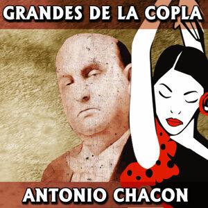 Grandes de la Copla. Antonio Chacon