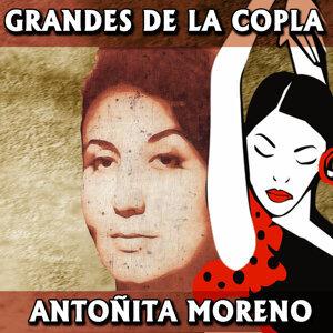 Grandes de la Copla. Antoñita Moreno