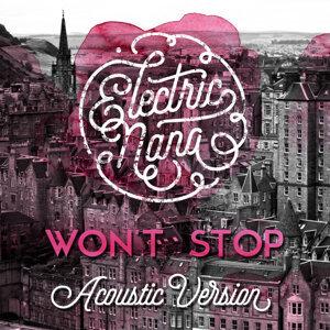 Won't Stop (De Mujer a Mujer. Fundación Vicente Ferrer) [Acoustic Version]
