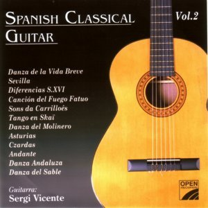 Spanish Classical Guitar, Vol. II
