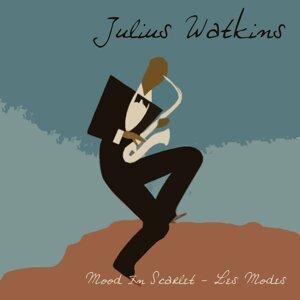 Julius Watkins: Mood in Scarlet - Les Modes
