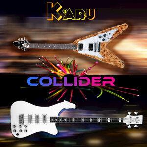 Collider (feat. Duncan Faure & Stuart 'Woody' Wood)