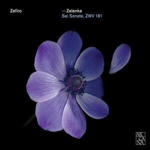 Zelenka: Sei sonate