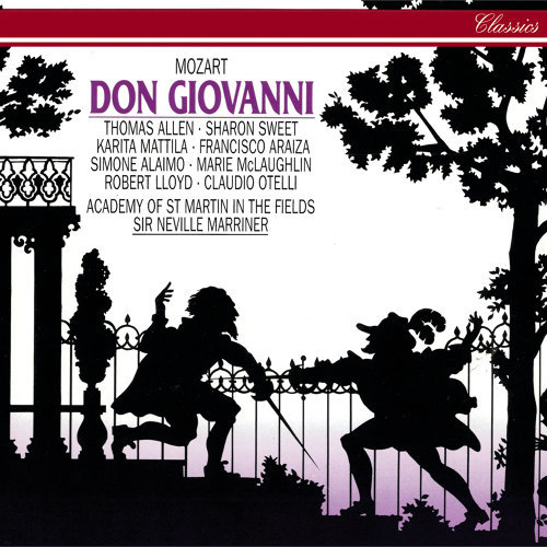"Mozart: Don Giovanni, K.527 / Act 2 - ""Don Giovanni, a cenar teco m'invitasti"""