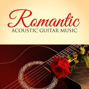 Romantische akustische Gitarrenmusik
