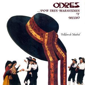 Por Tres Maravedíes y Medio. Folklore de Madrid