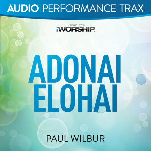 Adonai Elohai - Audio Performance Trax