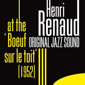 """Original Jazz Sound:At the """"Boeuf sur le toit"""" - 1952"""