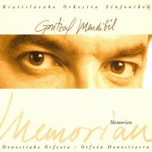 Gontzal Mendibil & José Luis Canal: Memorian