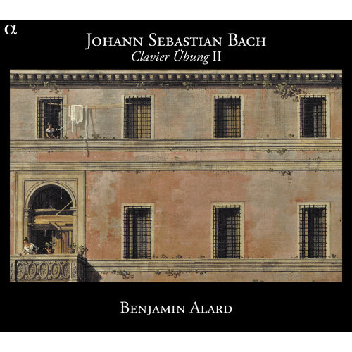 Bach: Clavier Übung II