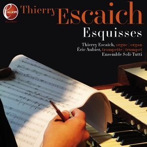 Thierry Escaich : Esquisses