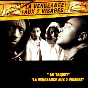 La vengeance aux 2 visages - Single