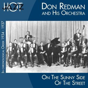 On the Sunny Side of the Street - In Chronological Order 1934 - 1937