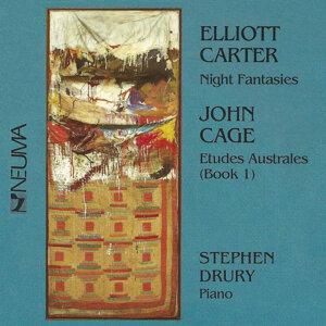 Elliott Carter / John Cage