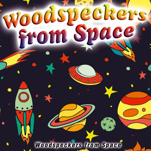 Woodspeckers from Space