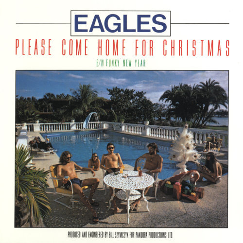 Please Come Home for Christmas / Funky New Year - 2013 Remaster