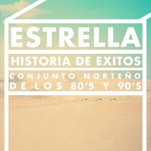 Estrella: Historia de Exitos, Conjunto Norteno de los 80's y 90's