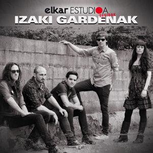 Elkar Estudioa Sesioak - Izaki Gardenak (Zuzenean)