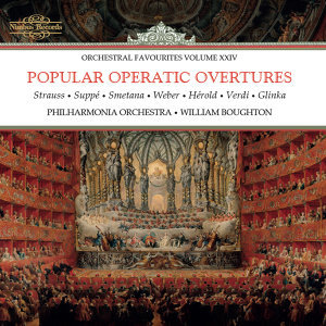 Popular Operatic Overtures: Orchestral Favourites, Vol. XXIV