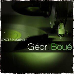Singer Portrait - Géori Boué