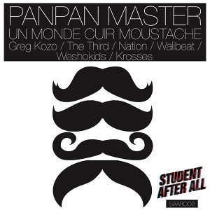 Un monde cuir moustache