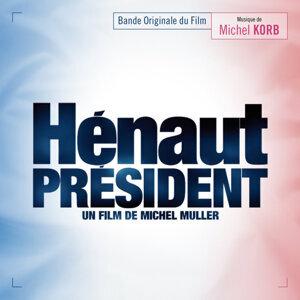 Hénaut Président (Bande originale du film)