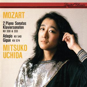 Mozart: Piano Sonatas Nos. 10 & 13; Adagio In B Minor; Kleine Gigue In G Major
