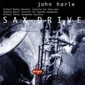 Sax Drive - Myers, Bennett & Torke: Saxophone Concertos