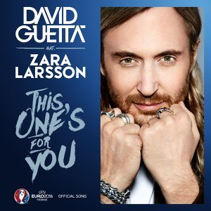 This One's For You - feat. Zara Larsson - Official Song UEFA EURO 2016