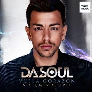 Vuela Corazón - Sky & Mosty Remix