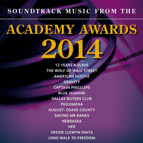 Soundtrack Music from the Academy Awards 2014