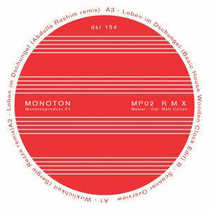 MP02 R M X - EP