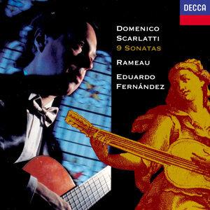 Scarlatti: 9 Sonatas / Rameau: Premier livre de pieces de clavecin (excerpts)