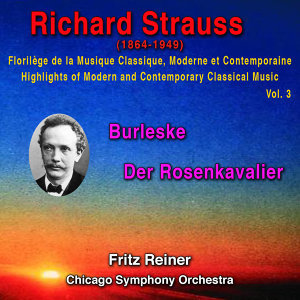 Richard Strauss - Florilège de la Musique Classique Moderne et Contemporaine - Highlights of Modern and Contemporary Classical Music - Vol. 3
