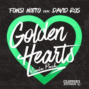 Golden Hearts - The Remix Pack
